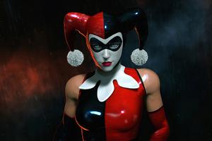 Batman Beyond Harley Quinn 4k