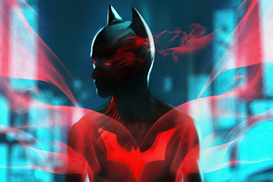Batman Beyond Hero Wallpaper