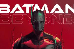 Batman Beyond Neo Gotham 2099 5k Wallpaper