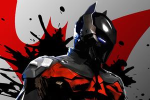 Batman Beyond New Art