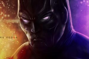 Batman Beyond Noir