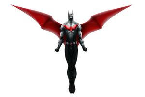Batman Beyond Wings 4k
