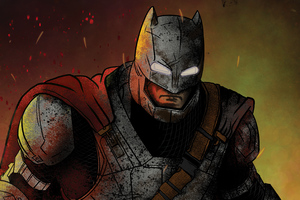 Batman Big Guy Wallpaper