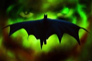 Batman Black Cape 2020