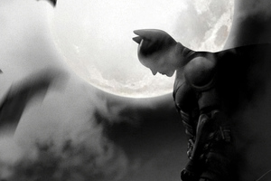 Batman Black Knight Wallpaper