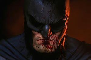 Batman Bleeding