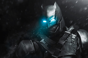 Batman Blue Eyes 4k Wallpaper