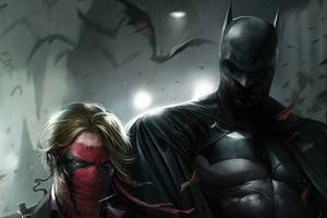 Batman Bruce Wayne 4k Wallpaper