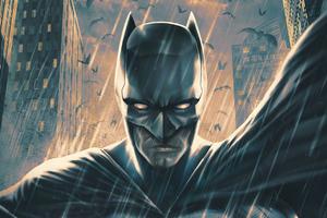 Batman Cape 5k