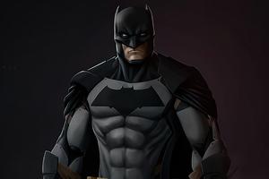 Batman Character Concept Wallpaper
