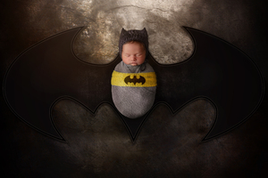 Batman Child Wallpaper