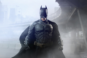 Batman Christian Bale Wallpaper