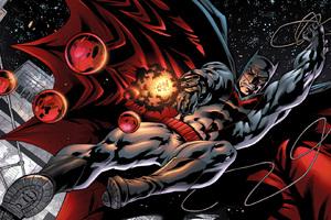Batman Comic Art HD