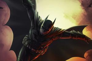Batman Comic Artwork 4k Wallpaper
