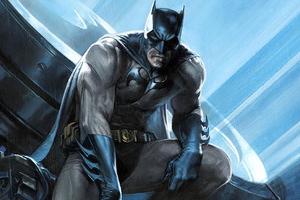 Batman Comics Artwork