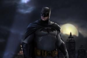 Batman Coming Artwork