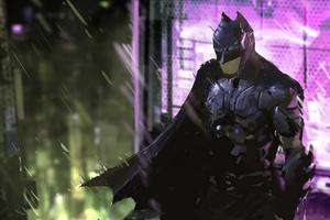 Batman Cyber 4k
