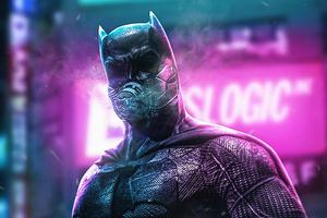 Batman Cyber Wallpaper