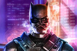 Batman Cyberpunk
