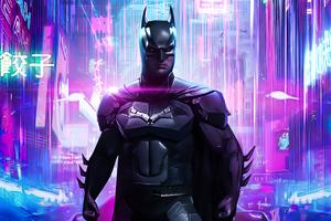 Batman Cyberpunk X