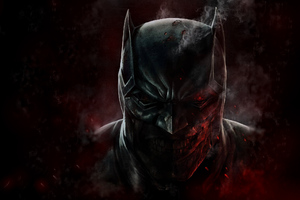 Batman Damned 2020