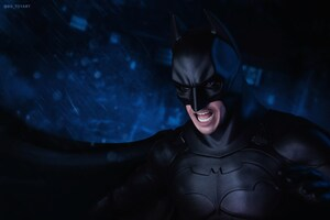 Batman Dark Knight 5k Artwork