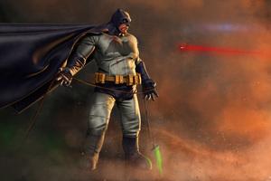 Batman Dark Knight Art 5k Wallpaper
