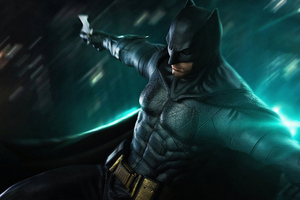 Batman Dark Knight Arts