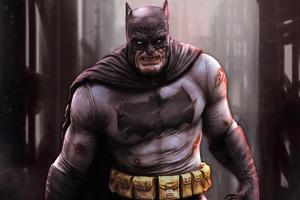 Batman Dark Knight Returns Wallpaper