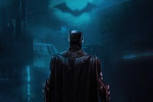 Batman Dark Night 4k