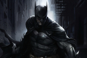 Batman Darkness