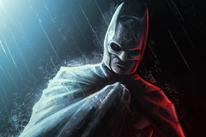 Batman Darkness 4k
