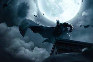 Batman Darknight Wallpaper