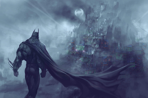 Batman Darkscape