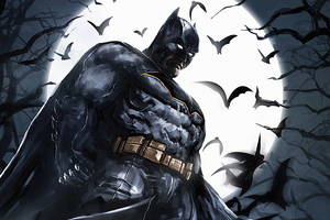 Batman Day 4k Wallpaper