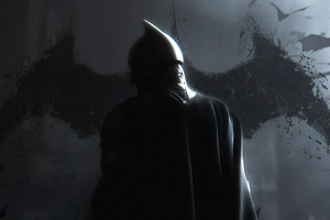 Batman Day Art Wallpaper