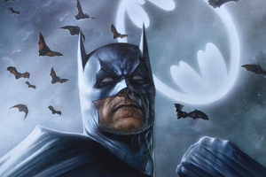 Batman Dc Comic Art