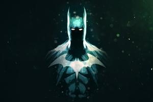 Batman Dc Comics Minimalism Artwork 5k Wallpaper