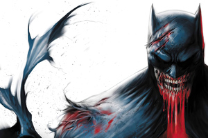 Batman DCeased 4k Wallpaper