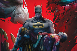 Batman Death In The Family Wallpaper