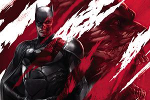Batman Deceased