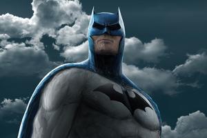 Batman Detective 4k