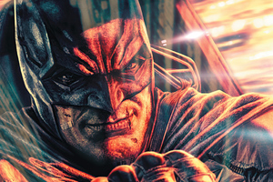 Batman Detective Comic Art 4k Wallpaper
