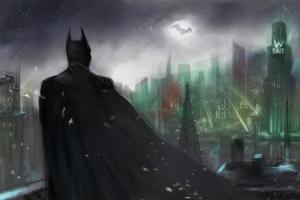 Batman Deviantart Art