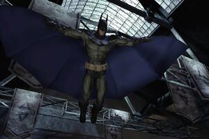 Batman Digital Art 5k