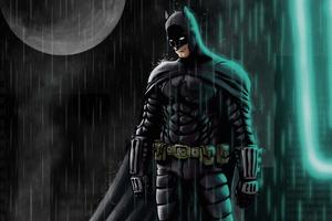 Batman Digitalart Wallpaper