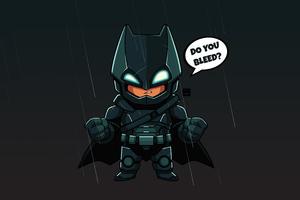 Batman Do You Bleed 4k