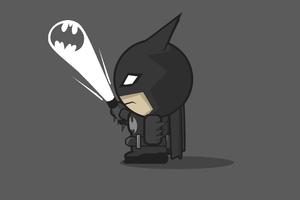 Batman Flash 4k