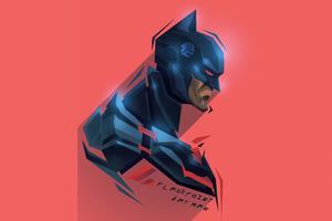 Batman Flashpoint 5k Wallpaper