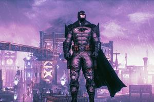 Batman From Arkham Knight 4k